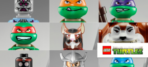TMNT LEGOs To See A Pre-Christmas Release?!