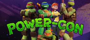 The TMNT Are Headed to Power-Con!