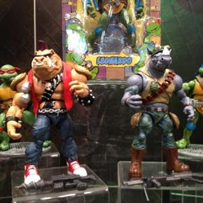 Toy Fair: Playmates TMNT Showcase |IGN