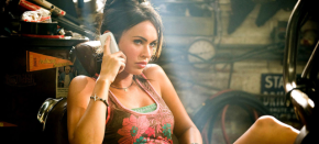 "Megan Fox Joins Bay's ""Ninja Turtles"""