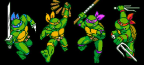 Activision to Release Trilogy of TMNT Video Games