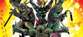 IDW's Teenage Mutant Ninja Turtles #19 Preview