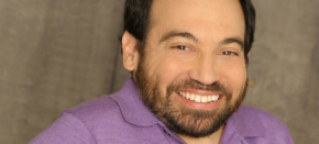 Danny Woodburn Cast as Splinter